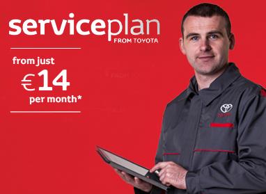 Toyota Serviceplan
